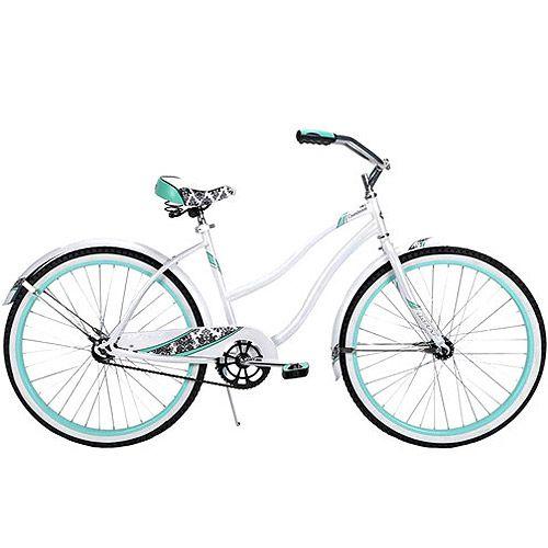 Womens Ladies Girls Comfort Cruiser Steel Bicycle Bike