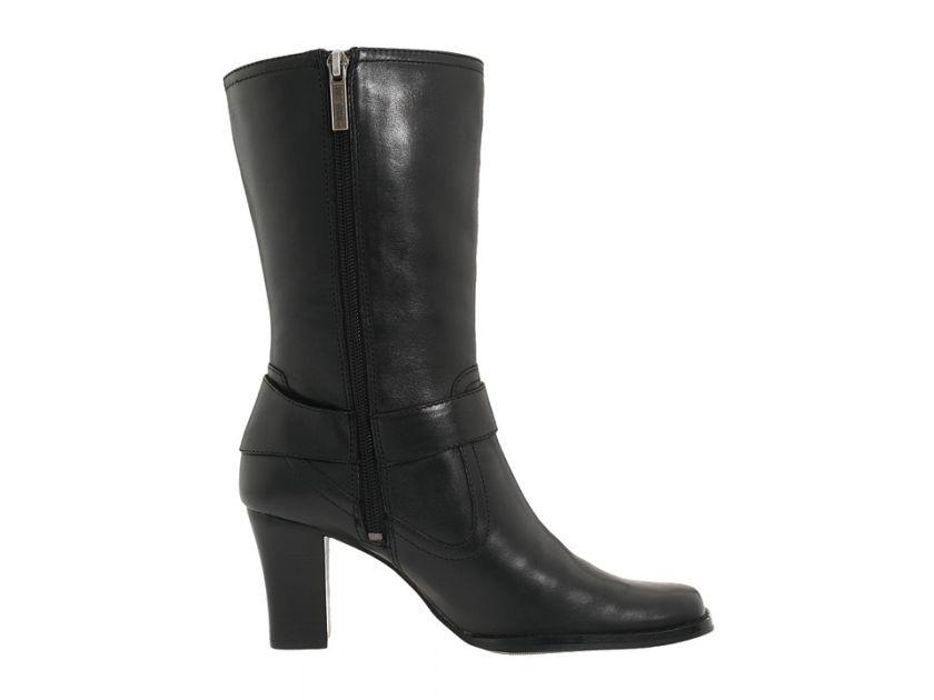 Harley Davidson Womens Lindsey 11 w/Studs & Strap Dress Boots D85507