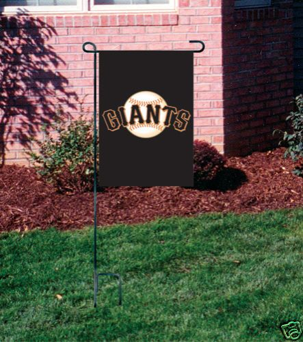 NEW San Francisco Giants Embroidered Garden Window FLAG